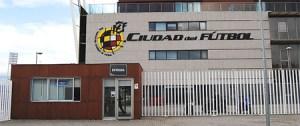 Torneos de Fútbol 7 en la Ciudad del Fútbol de Las Rozas