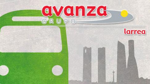 Nuevo Horario de Autobuses Larrea desde el 1 de octubre 2013