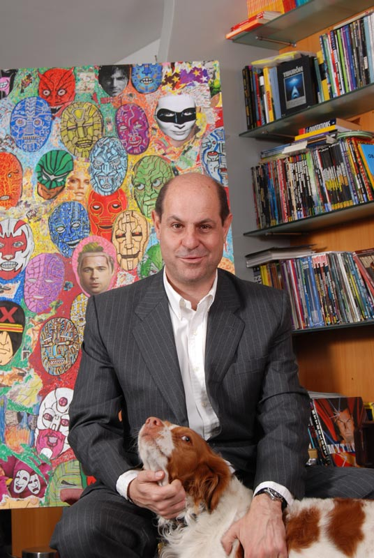 Fernando Ahumada Barth, el creativo profesor de inglés y alemán de Torrelodones