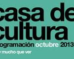 Programación Cultural Torrelodones octubre 2013