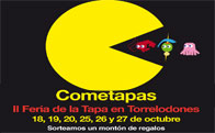 II Feria de la Tapa de Torrelodones