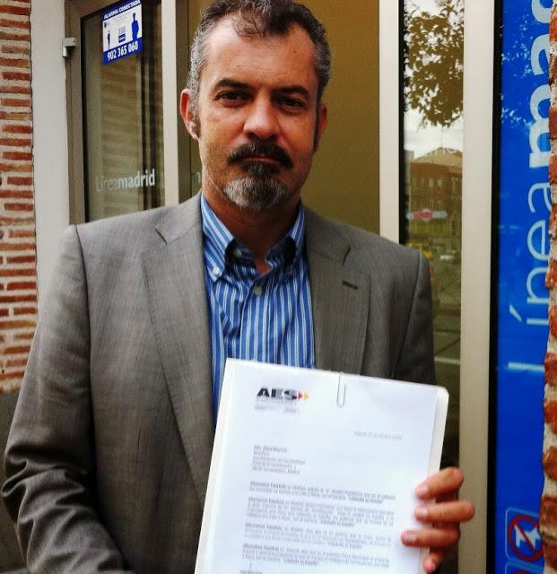 Alternativa Española solicita que una calle de Torrelodones se denomine
