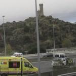 Accidente A6 Km 29 18-11-2013