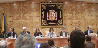 """El Pleno rechazó la """"moción de confianza"""" presentada por la alcaldesa"""