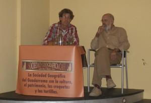 Ricardo Fanjul y Agustín Martínez Tejeda (Foto: Fernando Villaverde)