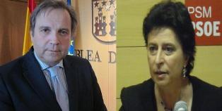 Carmen Toledano y Antonio Miguel Carmona