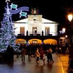Acto de Bienvenida a la Navidad en Galapagar