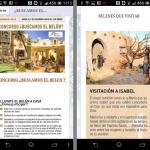 App gratuita para el móvil que ayuda a conocer mejor Hoyo de Manzanares