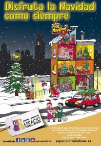 Navidad en el C.C. Espacio Torrelodones