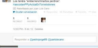 Tuits de Juan Luis Cano