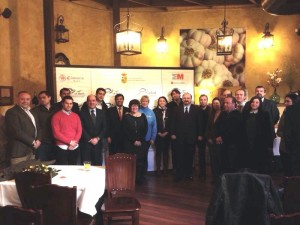 Desayuno de Representantes de Asociaciones de Empresarios de la Sierra