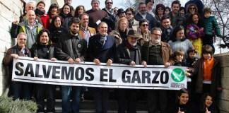 """Plataforma Ciudadana en Defensa de la Finca """"El Garzo"""""""
