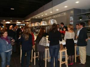 Networking de la Asociación Empresarial de Torrelodones en Kitchen Community