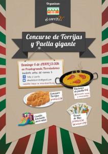 """Concurso de Torrijas, Paellada y Torneo de Mus; organizado por la Peña """"El Carrito"""" en el Parque Pradogrande"""