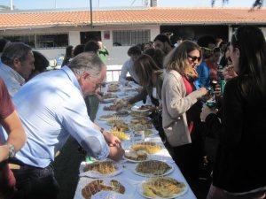 II Concurso de Tortillas y Croquetas de la Peña El Carrito de Torrelodones