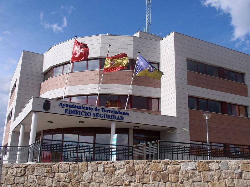 Edificio de Seguridad de Torrelodones