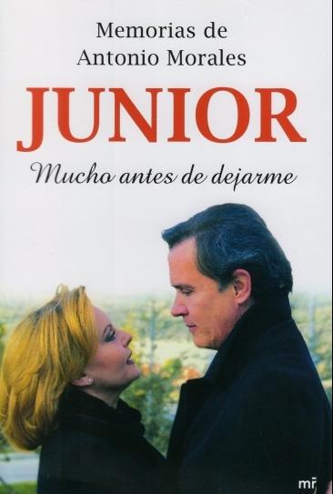Falleció Antonio Morales