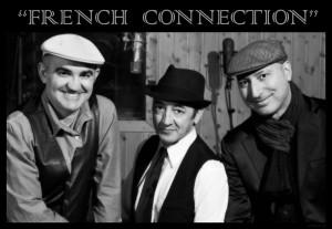 """Trío """"French Connection"""" 4 y 5 de abril en Marboré"""