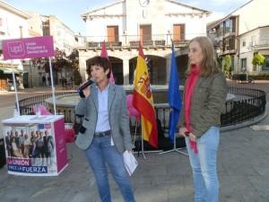 Yolanda Sánchez Moya y Alicia García Flores