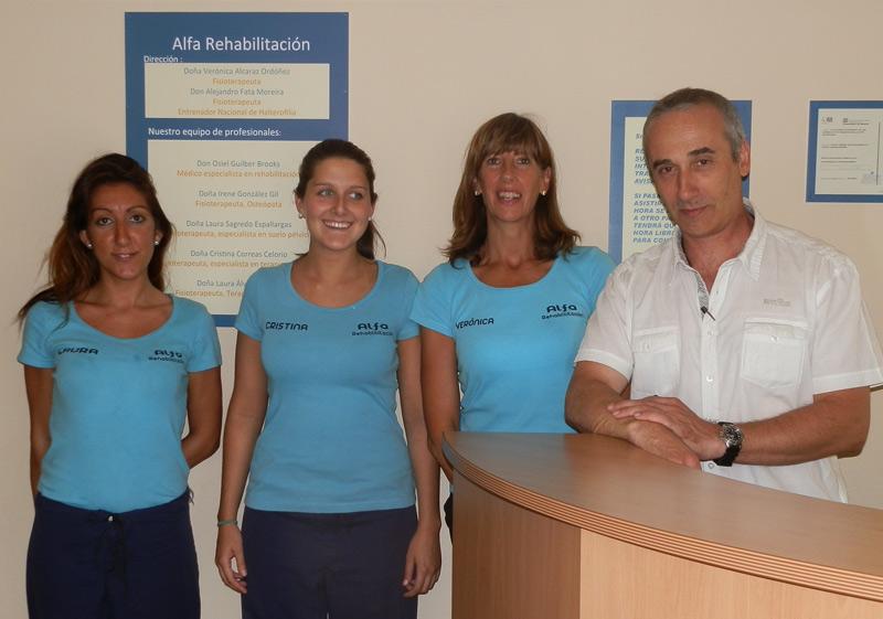 Clínica ALFA Rehabilitación, Camino de Valladolid, 14 (Torrelodones, pueblo)