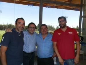 "Radio Marca emitió desde el Campus de Fútbol Infantil ""Jesé Rodríguez"" en el Torrelodones C.F."