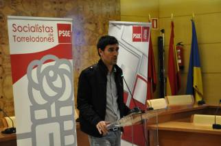 Guillermo Martín, candidato a la alcaldía de Torrelodones por el PSOE