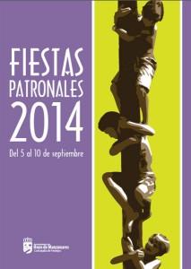 Programa Fiestas Patronales 2014 de Hoyo de Manzanares