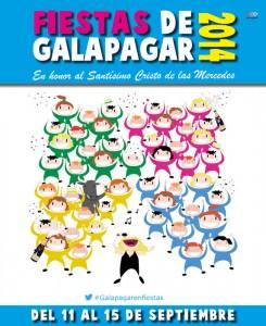 Programa de Fiestas Patronales de Galapagar 2014