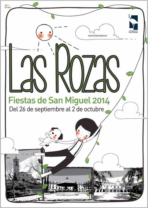 Fiestas de San Miguel - Las Rozas 2014