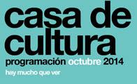Programación cultural octubre 2014 Torrelodones