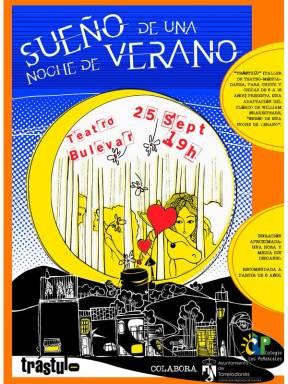 """Teatro: """"Trástulo"""" presenta una adaptación del clásico """"Sueño de una noche de verano"""""""
