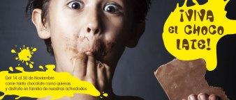 ¡Viva el Chocolate! en el C.C. Espacio Torrelodones
