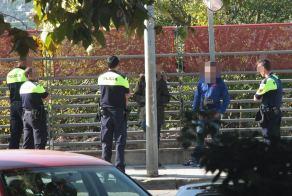 Intervención Policía Local de Torrelodones, 29-10-2014.
