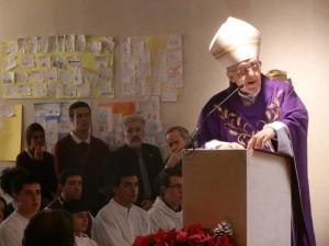 Homilía del Arzobispo de Madrid, D. Carlos Osoro, en la capilla del Colegio San Ignacio de Torrelodones