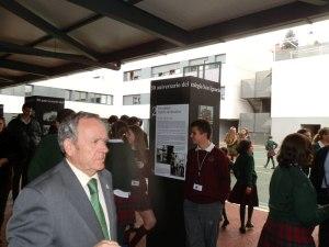 Exposición Fotográfica 50º Aniversario del Colegio San Ignacio de Torrelodones