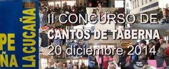 Abierta la inscripción al II Concurso de Cantos de Taberna de la Peña La Cucaña de Torrelodones