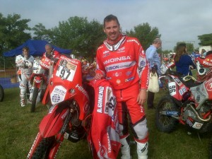 Antonio Gimeno - Rally Dakar 2015