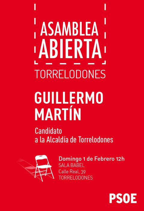 Asamblea Abierta PSOE de Torrelodones