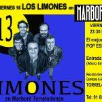Los Limones en Torrelodones - Viernes 16-1-2015 en Marboré