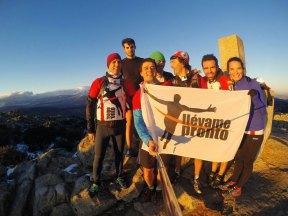Ascenso de LLevamepronto a El Estepar (Hoyo de Manzanares), con 1.404 m.