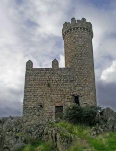 La AEAC investiga el origen de la Atalaya de Torrelodones