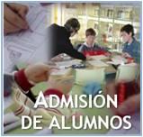 Admisión alumnos en Centros de la Comunidad de Madrid sostenidos con fondos públicos curso 2015-2016