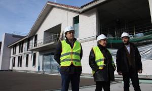 Galapagar centralizará los servicios municipales en el nuevo edificio a mediados de año