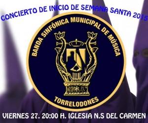 Concierto inicio Semana Santa 2015 en Torrelodones