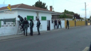 "Operación ""Balkanika"" de la Guardia Civil"