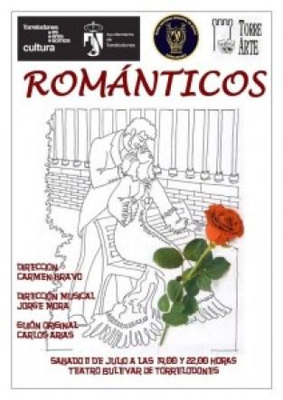 """""""Románticos"""", de Carlos Arias, será interpretada por Torrearte y la Banda Sinfónica Municipal de Música de Torrelodones"""