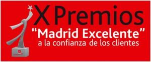 X Edición de los Premios Madrid Excelente