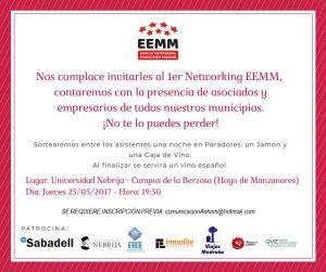 invitacion-networking-eemm-hoyo-manzanares
