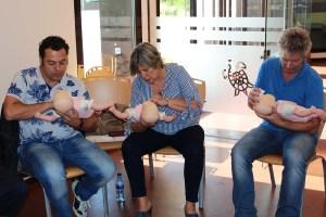 Curso uso desfibrilador y cardioprotección en Galapagar