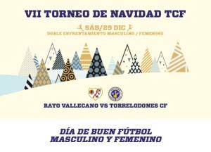 VII Torneo de Navidad TCF el 29 de diciembre 2018